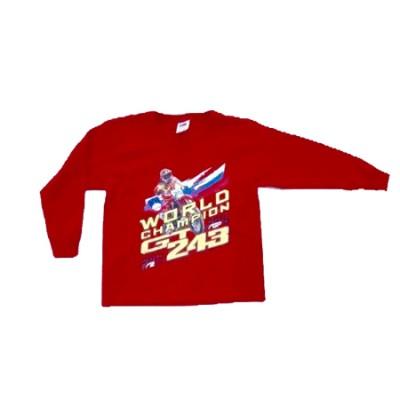 Majica dolgi rokav otroška