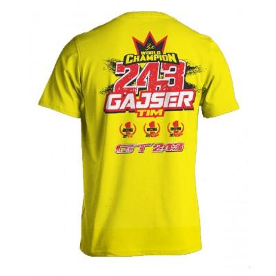 Majica otroška GT243 WC 2019