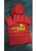 Kids' Jacket - Red